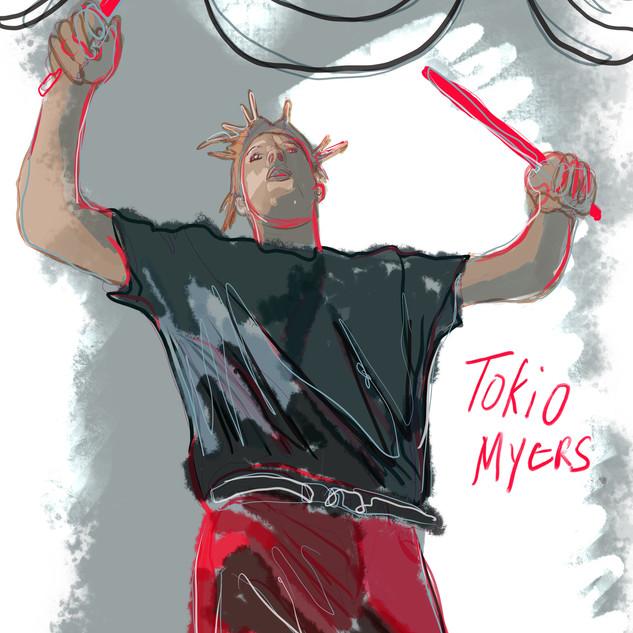 Tokio Myers Tour 2018