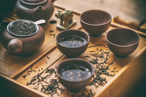 INTERNATIONAL TEA STEWARD