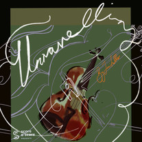 Unravelled album cover by Joni Fuller fo