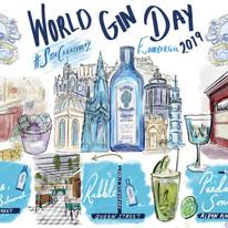 World Gin Day 2019, Edinburgh