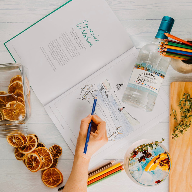colouring book press shots