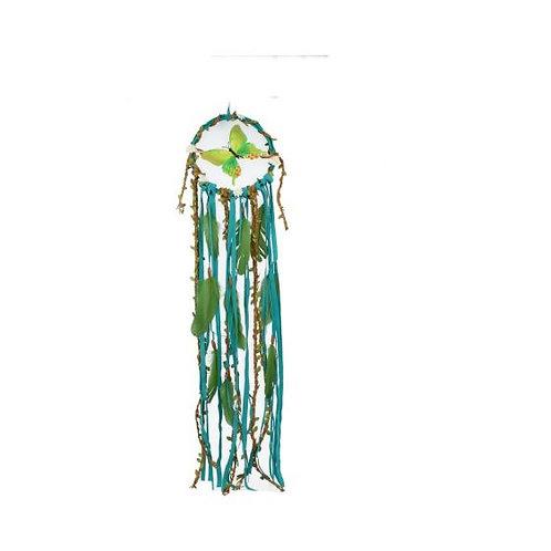 Green butterfly dreamcatcher 91cm