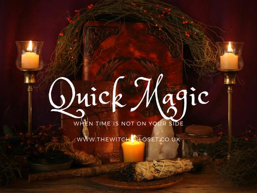 Quick Magic