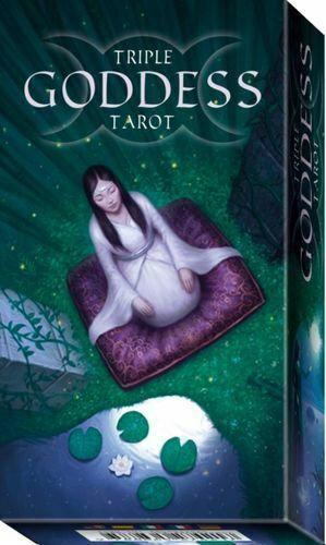 Triple Goddess Tarot Deck