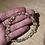 Thumbnail: Citrine and sterling silver bracelet