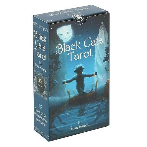 Black Cats Tarot Deck