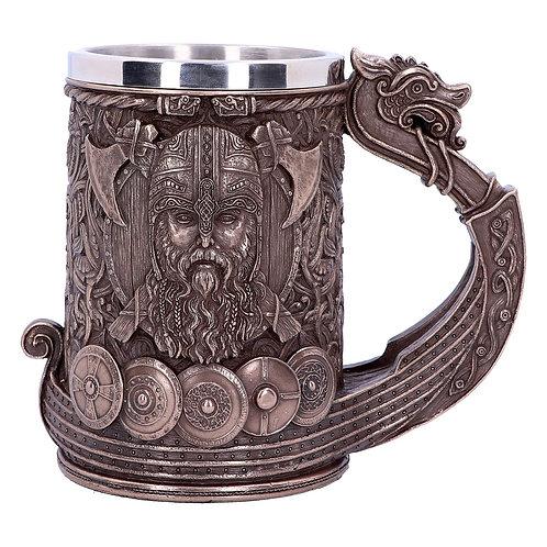 Drakkar Viking Tankard