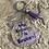 Thumbnail: My broom is broken keyring
