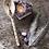 Thumbnail: Handmade pyrography wooden spoon 1pc
