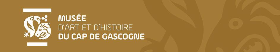 Bandeau web Musée d'art et d'histoire du Cap de Gascogne
