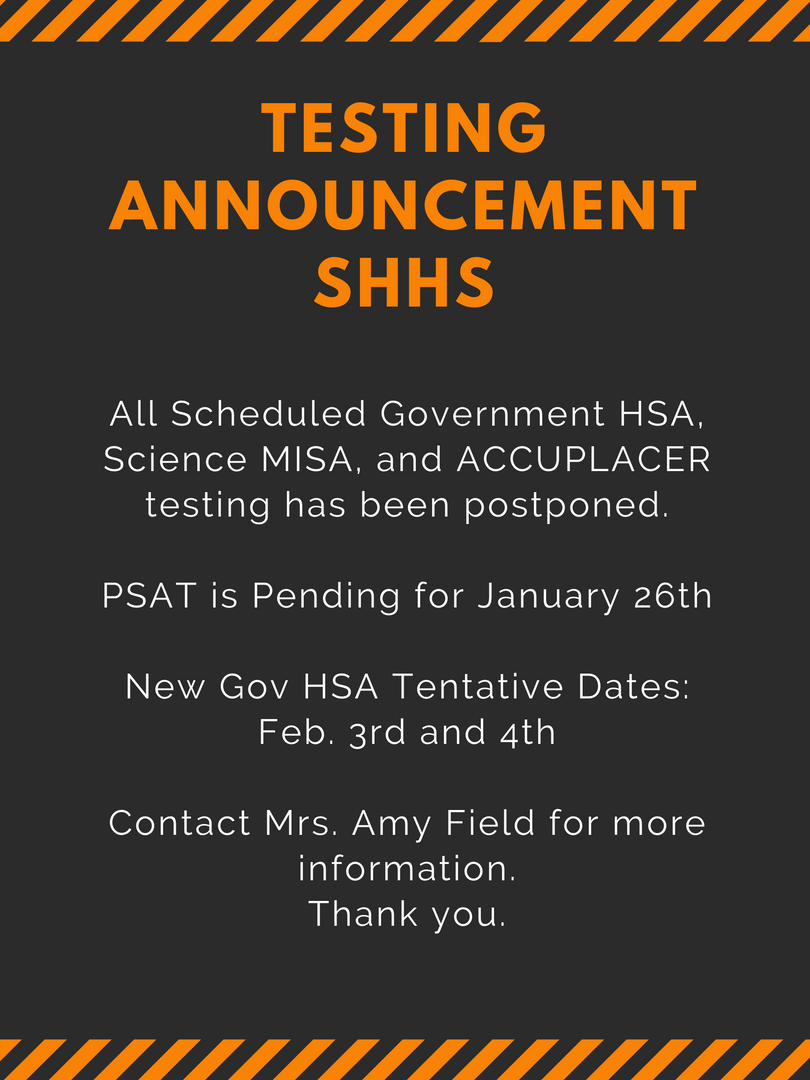 Testing Announcement.png