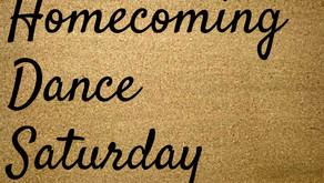 Homecoming Dance 2018
