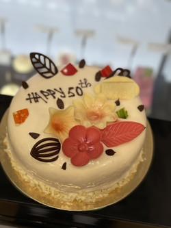 White Chocolate and Raspberry Bavarois
