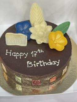 Egg free Chocolate Cake