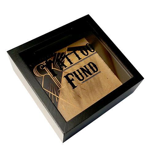 RTYSTK Tattoo Fund - Money Box