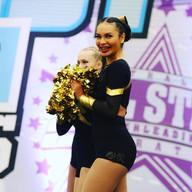 Golden Allstars- Senior Pom