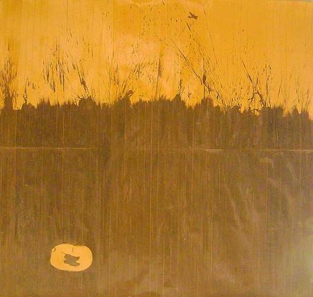 Isimsiz / Untitled - 210 x 200 Mixed media on paper - 2008