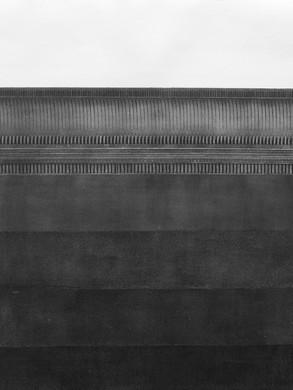 Faşizmin Anamorfik Mimarisi / Anamorphic Architecture of Fascism - 150 x 130 - Acrylic on paper - 2014