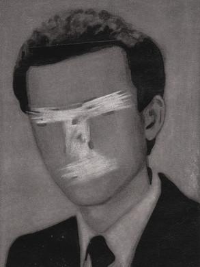 Özneler - Deniz / Subjects - Deniz - 17 x 22 - Acrylic on paper - 2014
