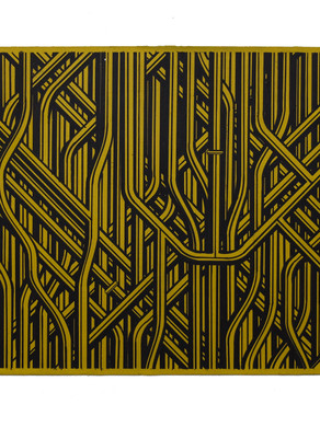 Pnömatik yapı / pneumatic structure - 30 x 22 - acrylic on canvas - 2012