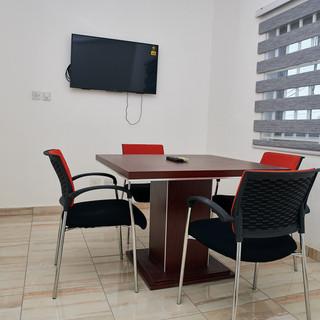iSpace Meeting Room