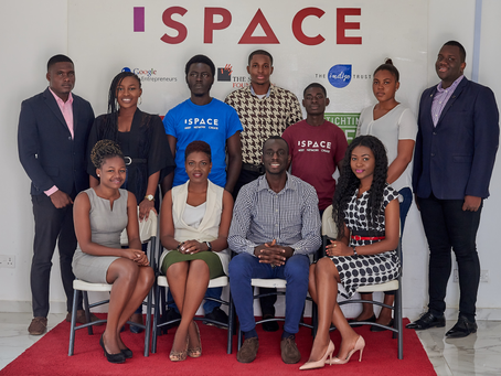 Meet iSpaceGh's New Team