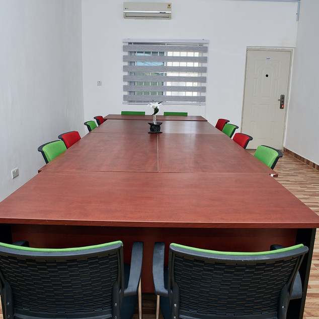 iSpace Community Co-Working Space