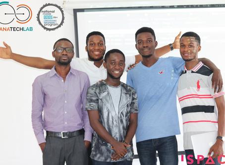 Ghana Tech Lab Hold Hackathon For Trainees