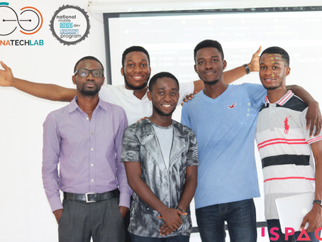 Ghana Tech Lab Hold Hackathon For Trainees