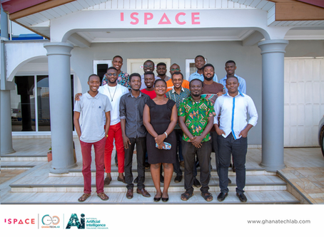 The AI Incubation Experience at iSpace