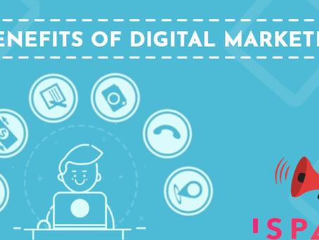 Benefit of Digital Marketing to Entrepreneurs