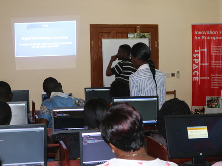 iSpace Embark On GIFEC's Train The Trainer