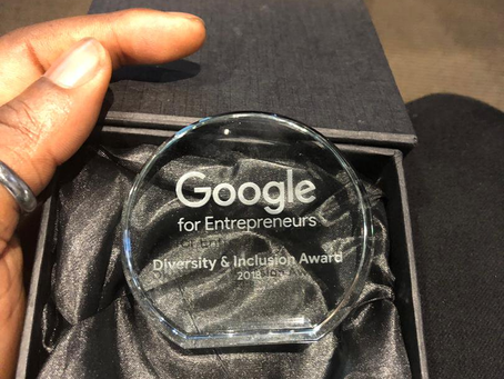 Google Awards UWAT For Diversity And Inclusion