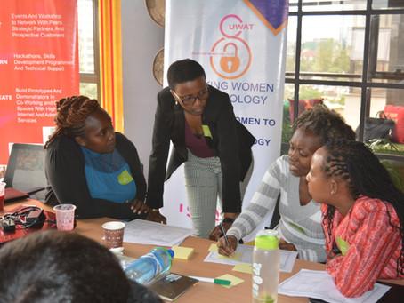 Unlocking Women and Technology Hosts 2-Day Masterclass in Nairobi- Kenya #UWATNairobi