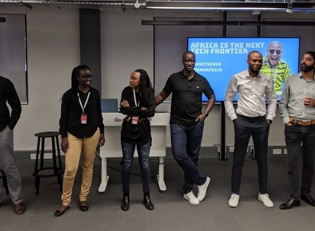 Google for Startups UK has Launches Maiden Africa Immersion Cohort