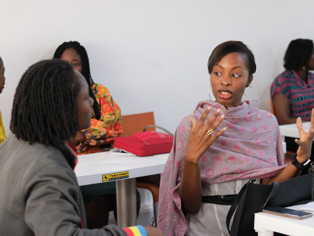 Unlocking Women And Technology Is In Nigeria!