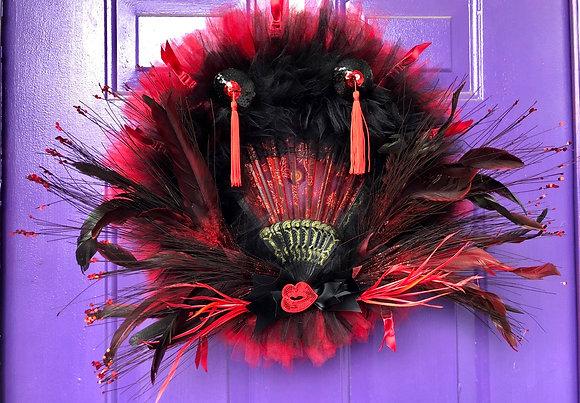 Boudoir Wreath