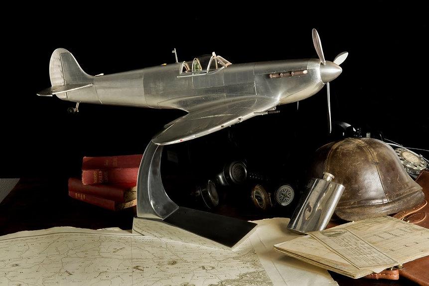 supermarine spitfire modello da collezione