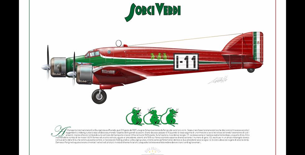 SIAI Marchetti S.79 Corsa I-11