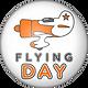 Flying Day - Logo Rotondo-3D-RGB-2color.