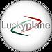 Luckyplane logo