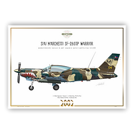 SIAI Marchetti SF-260TP Warrior