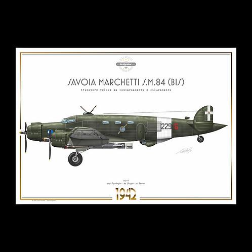 SIAI Marchetti S.M.84 - 32° Stormo