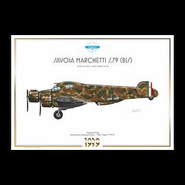 SIAI Marchetti S.79bis Prototipo