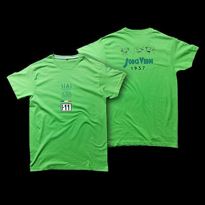 T-Shirt Sorci Verdi Lite