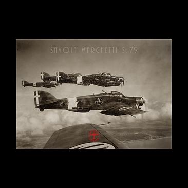 Flying Legends 029 - OMINO ELETTRICO - L