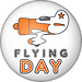 Flying Day - Logo Rotondo-3D-RGB-2color.
