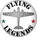 Flying Legends - Logo Rotondo-3D-RGB-4co