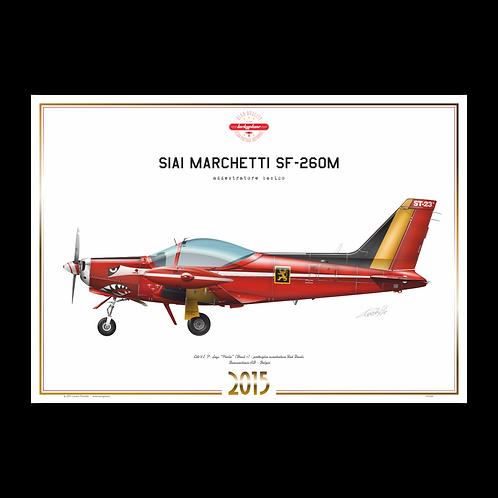SIAI Marchetti SF-260M Red Devils