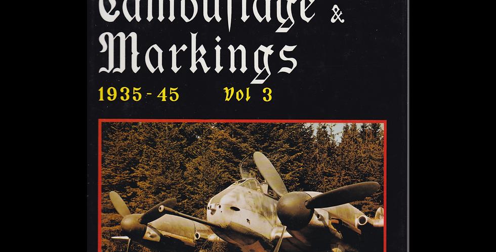 Luftwaffe camouflage e markings
